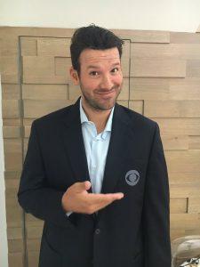 Tony Romo, FanWide