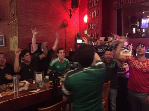 FanWide USA v Mexico Watch Party