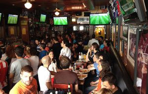 Chicago football watch party, Chicago baseball watch party, Chicago soccer watch party