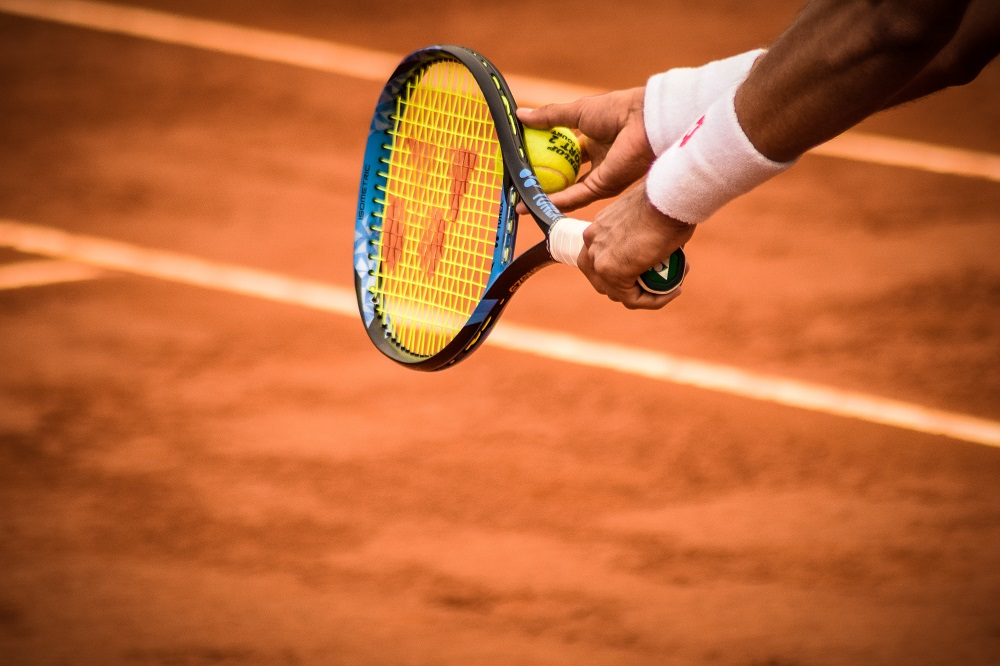 Is tennis among the sports you watch?