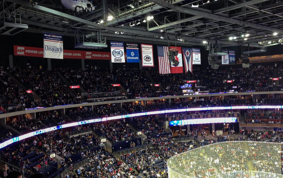 Columbus Blue Jackets NHL Watch Parties & Fan Club Events for CBJ