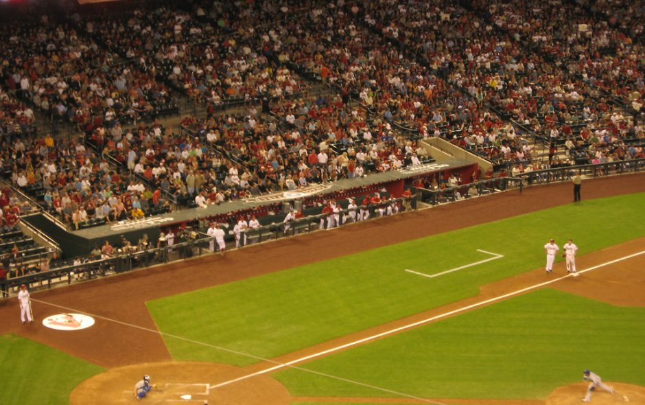 Arizona Diamondbacks (D-Backs) MLB Watch Parties & Fan Club Events for ARI