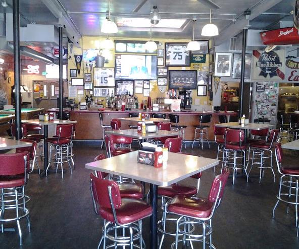 Tony's Downtown Bar
